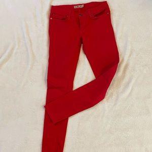 Denim - 🔹2/$20  red jeans